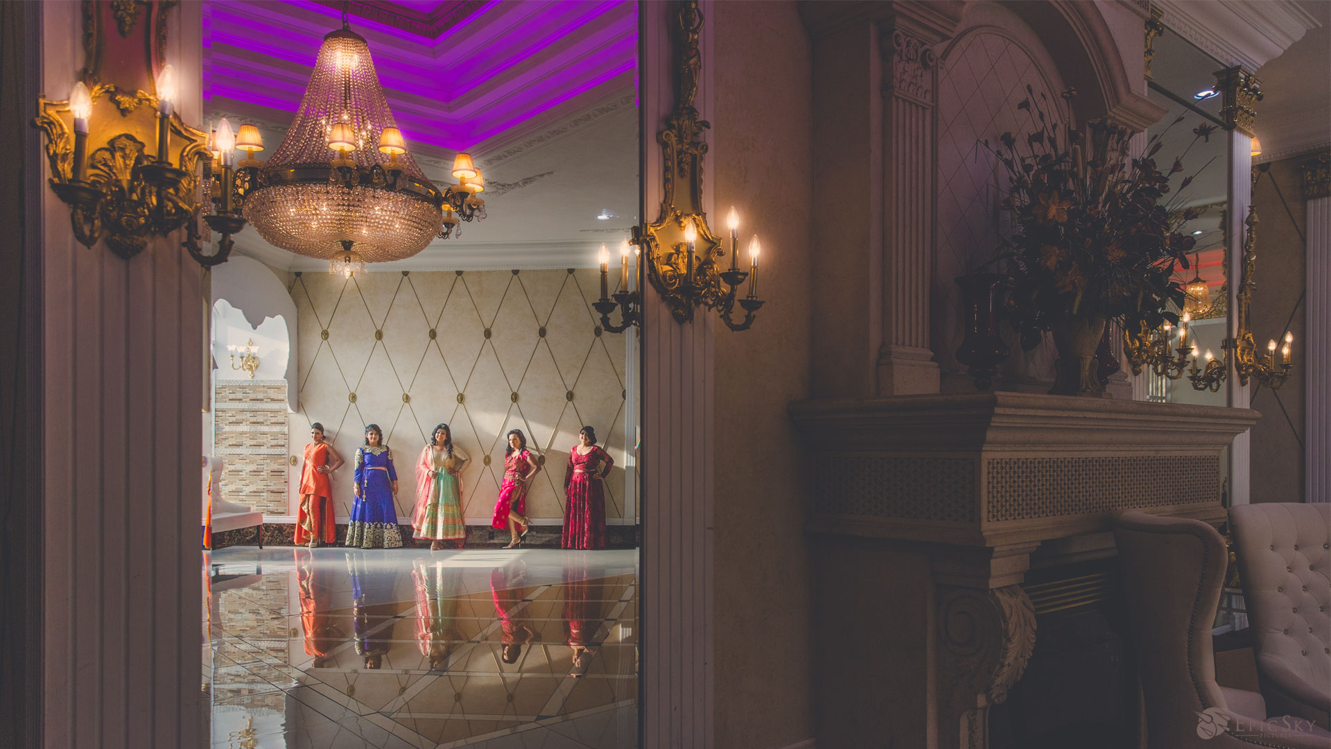 epic_sky_pictures_just_married_verdi_banquet_hall_e-session_wedding_couple_chicago_hitched_photography_company_brampton_ontario_mississauga_creative_bridesmaids_getting_married
